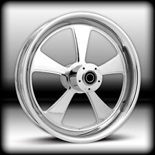 21 x 3.25 HARLEY DAVIDSON STREET GLIDE CHROME ROCK STAR WHEEL