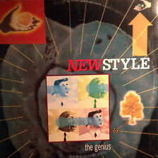 DISCO 33 GIRI  Newstyle ‎– The Genius