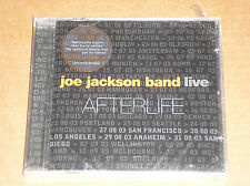 JOE JACKSON BAND - AFTERLIFE - CD SIGILLATO (SEALED)
