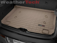 WeatherTech® Cargo Liner Trunk Mat for BMW i3 - 2014-2015 - Tan