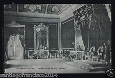 741.-MADRID -28 Aranjuez - Real Palacio - Salón del Trono