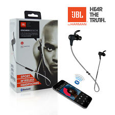 JBL by Harman Synchros Reflect BT In-Ear Sport Wireless Bluetooth Headphones