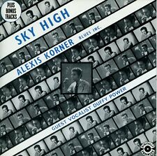 ALEXIS KORNER'S BLUES INC. - CD Sky High  1966 album (UK,Indigo,1994)  + Bonus