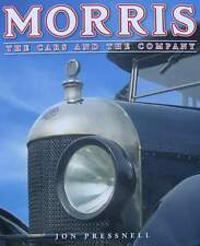 BOEK/LIVRE/BOOK : MORRIS The cars and the company oldtimer,voiture de collection