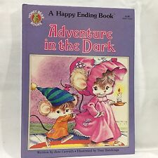 A Happy Ending Book Adventure in the Dark Jane Carruth Honey Bear Books 1st