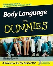 Elizabeth Kuhnke - Body Language For Dummies (2007) - Paperback B48