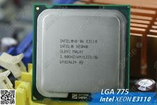 Intel Xeon Processor E3110 3 GHz Core 2 Duo E8400 Xeon E5 V3 V4 Also