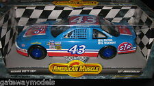 1.18 AMERICAN MUSCLE RICHARD PETTY STP 25th ANNIVERSARY  BOBBY HAMILTON #7805