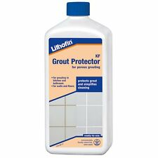 Lithofin Kf lechada Protector Para poroso lechada en baño y cocina de baldosas