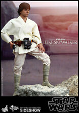 "STAR WARS Episode IV A New Hope Luke Skywalker 1:6 Scale 12"" Figure SIDESHOW HOT"
