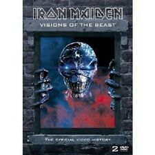 IRON MAIDEN - VISIONS OF THE BEAST 2 DVD NEU