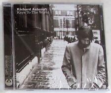 RICHARD ASHCROFT - KEYS TO THE WORLD - CD Sigillato