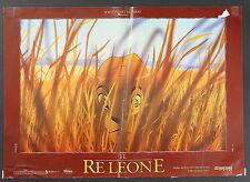 FOTOBUSTA 3, IL RE LEONE The Lion King ANIMAZIONE WALT DISNEY POSTER AFFICHE