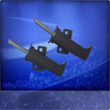Kohlebürsten Motorkohlen passend für Bosch WFK 2471, WFK2471EU01 mit Halter L