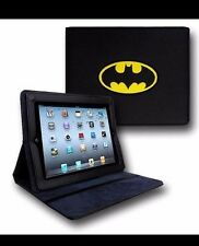 DC COMICS BATMAN LOGO LICENSED IPad Case FITS  IPAD 2, 3 & 4- NEW
