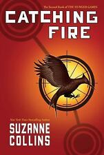 The Hunger Games Series: Catching Fire 2 by Suzanne Collins (2009, Hardcover)