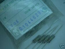 100pcs 12K ohm 2 Watt 2W Resistor Axial Carbon film