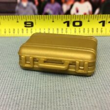 "WWE Wrestling Mattel Gold Money in the Bank Briefcase Accessory for 6-7"" Figures"