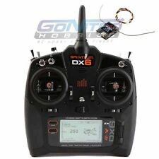 Spektrum SPM6760 DX6 6-Ch DSMX® Transmitter Mode 2 with Quad Racing Receiver