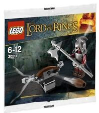 LEGO LORD OF THE RINGS - URUK-HAI with BALLISTA 30211 POLYBAG sealed new