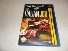 PlayStation 2  PS 2  The Italian Job