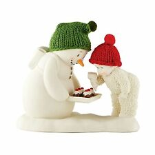 Department 56 Snowbabies New 2016 ICING ON THE CAKES Snowbaby 4051855 Cup Cakes