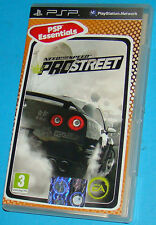 Need for Speed Prostreet - Sony PSP - PAL