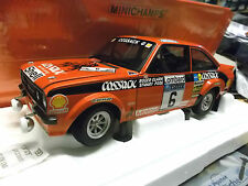 FORD Escort II RS1800 MK2 Rallye RAC 1976 WM GB Cossack #6 Clark Minichamps 1:18