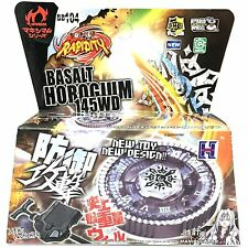 BEYBLADE METAL FUSION BB-104 Twisted Tempo BASALT HOROGIUM + LAUNCHER NEW