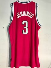 Adidas Swingman NBA Jersey Bucks Brandon Jennings Red sz 2X