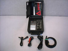 Amprobe, AS800, Spike Sag Surge Recorder, 1990 Test Equipment