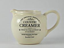 Charlotte Watson Cream ButtermIlk Ceramic Half Pint Creamer Milk Jug BM205