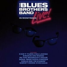 Blues Brothers Band Live in Montreux (1990)
