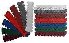 1,2qm²,3-Set Mini Dachschindeln Blau,Pappe,Vogelhaus,Gehege,Carport,Briefkasten,