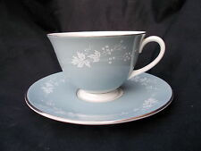 Royal Doulton  REFLECTION Teacup and Saucer