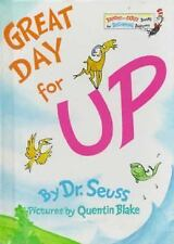 Great Day for Up! by Dr. Seuss (1974, Hardcover) Very Good, Beginner Book Series