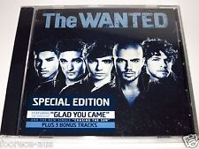cd-album, The Wanted The EP Special Edition, 10 Tracks, Australia