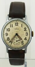 Vintage WWII Elgin Military Issued ORD DEPT USA Watch Cal 580 Army 1942