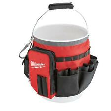 Milwaukee Bucket Organizer Bag Tool Pouch Tote Pocket Holder Belt Box Storage