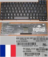 Clavier Azerty Français HP NX6310 NC6120 NSK-C6A0F 9J.N7182.A0F 378248-051 Noir
