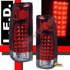 88-98 Chevy Silverado GMC Sierra C/K 1500 2500 Pickup Truck LED Tail Lights