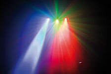 LED LAVIDA  DMX  Laser und Lichteffekt Automodus Sound to Light eurolite DMS-2