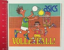 Aufkleber/Sticker: Asics - Volleyball (09061663)
