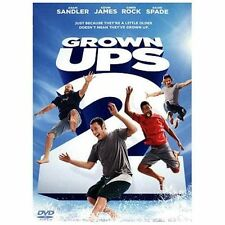 Grown Ups 2 DVD New  Adam Sandler Kevin James Chris Rock