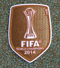 TOPPA FIFA Club World Cup CHAMPIONS 2014 PATCH REAL MADRID