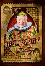 John Bunny - Film's First King of Comedy DVD Documentary silent Vitagraph star