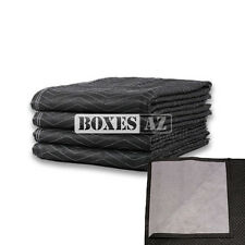 Moving Blankets (Set of 4) 72x80 45 lbs. Moving Pads - FREE Expedited Shipping