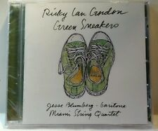 Ricky Ian Gordon: Green Sneakers (CD, Jan-2010, Blue Griffin Recording)(cd6663)
