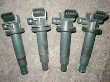 2000-2008 TOYOTA COROLLA IGNITION COIL PACKS CYLINDER COIL ALL 4