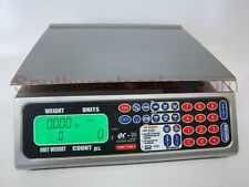 Tor-rey QC-40L, 40 lb Stainless Steel Parts / Piece Counting Scale Torrey TEI